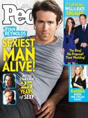 Ryan Reynolds: Sexiest Man Alive
