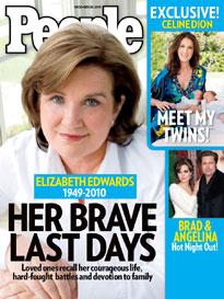 1949-2010 Elizabeth Edwards