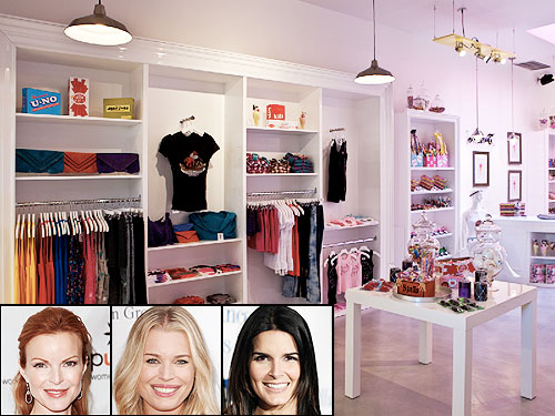 Women clothing stores Candies clothing store