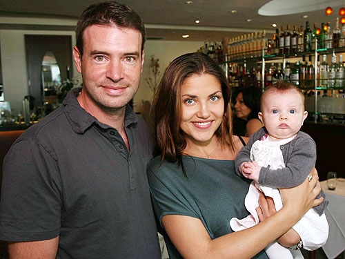 Meet Scott Foley's New Daughter!