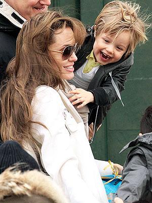 Maddox jolie pitt celebrity babies blog