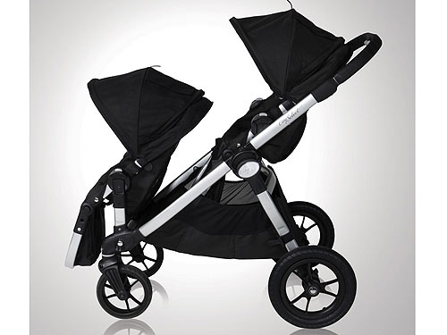 Review: Baby Jogger City Select – Moms & Babies – Celebrity Babies ...