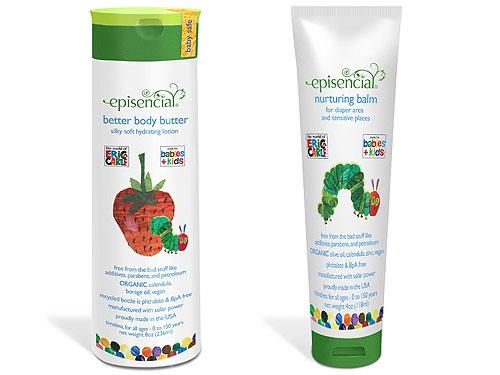 Episencial Organic Skincare For Kids Moms Amp Babies