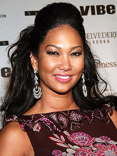 kimora lee simmons enceinte