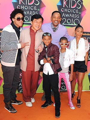 jada pinkett smith and will smith kids. Will amp; Jada Pinkett-Smith#39;s