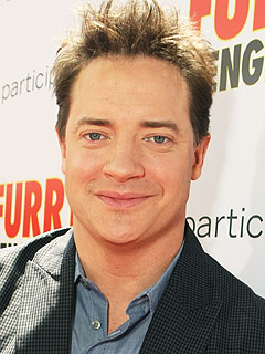 Brendan Fraser Gains Leverage With Gag Reel Moms