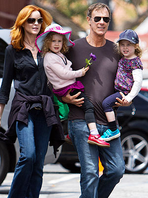 Marcia Cross daughters