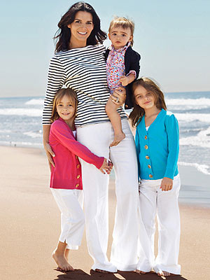 Angie Harmon: My Daughters Love to Laugh