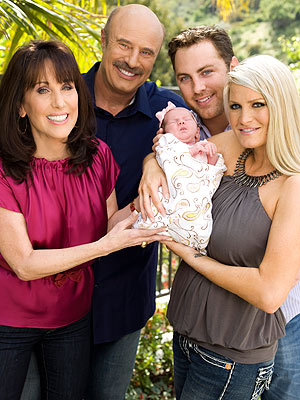 Meet Dr. Phil's New Granddaughter!