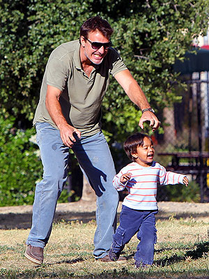 Orion Christopher Noth Chris Noth's Son