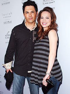 Rebecca Herbst married to
