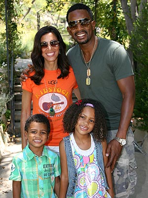 Family Photo: Bill Bellamy's Br...