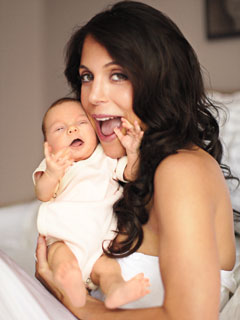 Bethenny Frankels Baby Wont Be a RealityStar