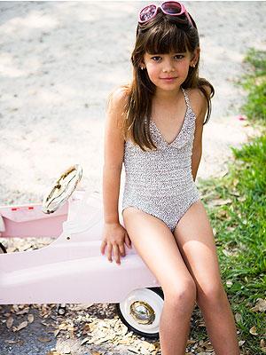 Eberjey Mini Chic Swimwear For Girls People Com