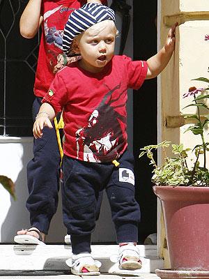 Ryan Tedder And Son