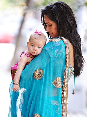 padma lakshmi baby. Spotted: Padma Lakshmi#39;s Bindi