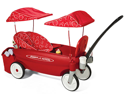 Giveaway Radio Flyer Comfort Embrace Wagon A 229 Value