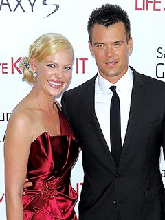 Josh Duhamel: I Kissed a Guy – Indirectly | Josh Duhamel, Katherine Heigl