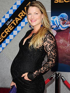 Ali Larter Celebrates Her Baby Shower