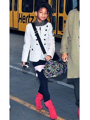 Pics Of Willow Smith As A Baby. Mini Must-Have: Willow Smith#39;s