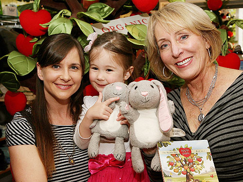 Spotted Kellie Martin And Maggie Some Bunny To Love