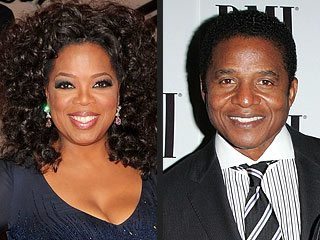 Oprah Meets Jackie Jackson, Her Teen Crush
