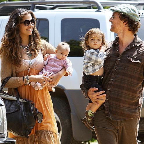 FANTASTIC FOUR photo | Camila Alves, Matthew McConaughey