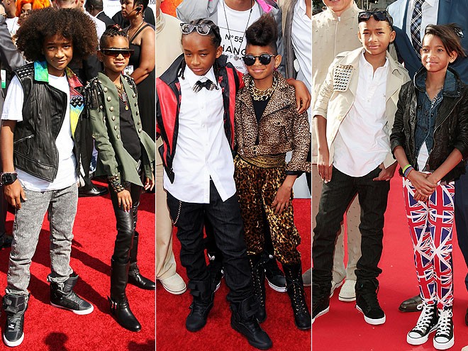 JADEN & WILLOW SMITH: THE RISK TAKERS  photo | Jaden Smith