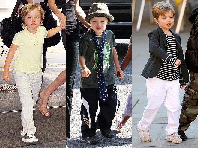 SHILOH JOLIE-PITT: THE TOMBOY photo | Shiloh Jolie-Pitt