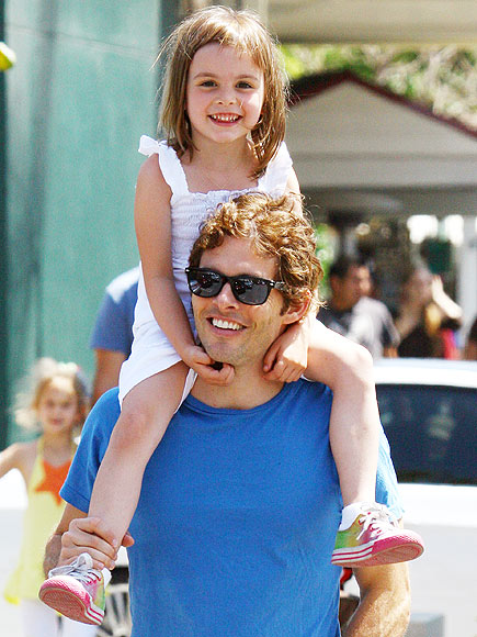 James marsden and kids