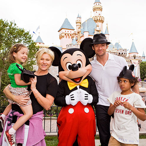 MICKEY & CREW photo | Deborra-Lee Furness, Hugh Jackman