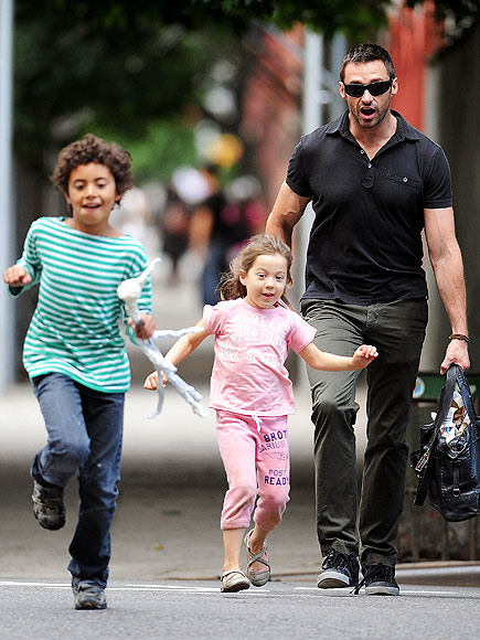 RUNNING WILD photo | Hugh Jackman