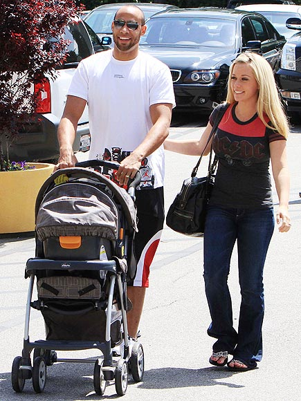 THREE'S COMPANY photo | Hank Baskett, Kendra Wilkinson