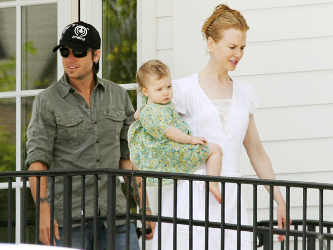 TRIPLE CROWN photo | Keith Urban, Nicole Kidman