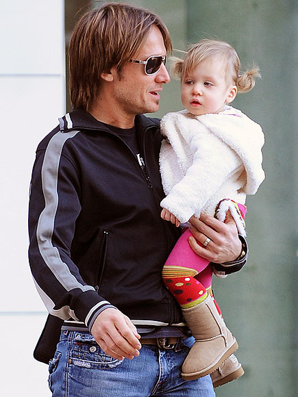DADDY DAYCARE photo | Keith Urban