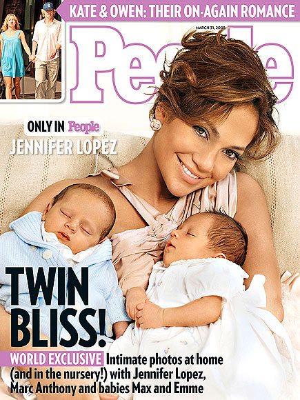 DOUBLE DEBUT photo | Jennifer Lopez