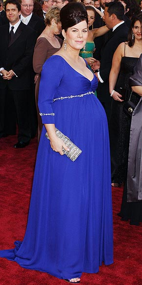 Marcia Gay Harden at the oscars