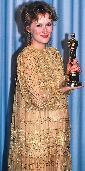 MERYL STREEP: 1983 photo | Meryl Streep