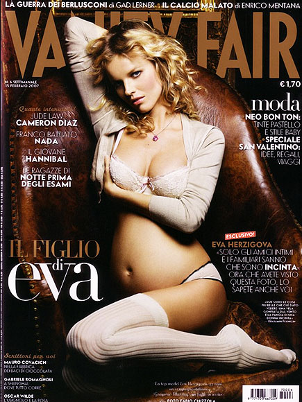 EVA HERZIGOVA photo | Eva Herzigova