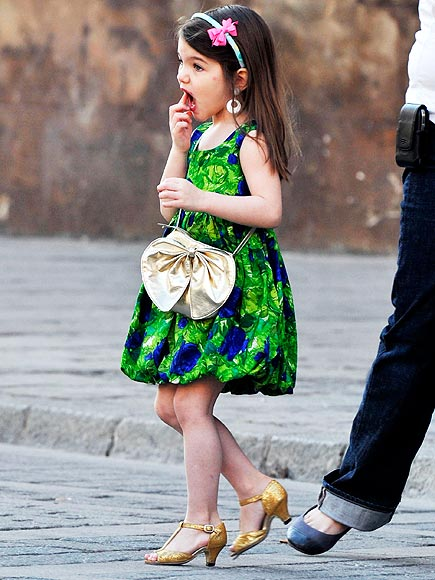 HER LOOK photo | Suri Cruise