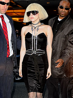 Caught in the Act! | Lady Gaga