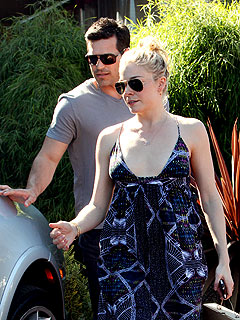 Couples Watch: LeAnn Rimes & Eddie Cibrian's Flirty Lunch Date | Eddie Cibrian, LeAnn Rimes