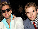 Anna Kendrick & Kellan Lutz Party with Lance Bass | Jamie-Lynn Sigler, Jamie-Lynn DiScala, Kellan Lutz