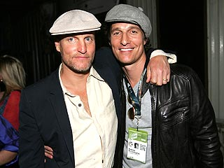 Matthew McConaughey & Woody Harrelson's Night of Reggae Dancing | Matthew McConaughey, Woody Harrelson