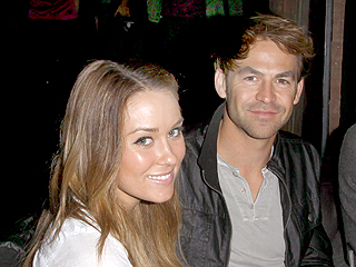Lauren Conrad's PDA-Filled Night with Kyle Howard | Kyle Howard, Lauren Conrad