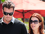 Couples Watch: Kate Walsh & Her Boyfriend's PDA-Filled Lunch | Kate Walsh