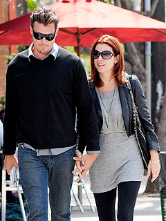 Couples Watch: Kate Walsh & Her Boyfriend's PDA-Filled Lunch