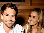 Couples Watch: Lauren & Kyle's Smoothie Move | Kyle Howard, Lauren Conrad