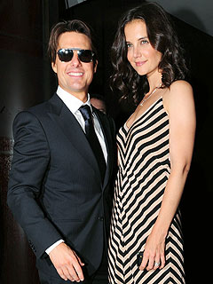 Couples Watch: Tom & Katie Party with the Black Eyed Peas in London   Katie Holmes, Tom Cruise