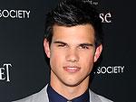 Taylor Lautner Checks Out Cirque du Soleil | Taylor Lautner